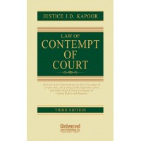 Law of Contempt of Court