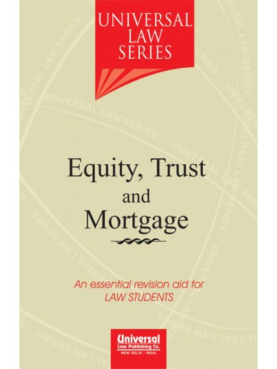 Equity, Trust and Mortgage