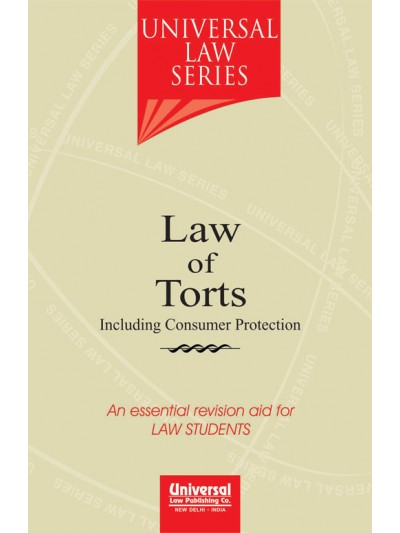 Law of Torts including Consumer Protection