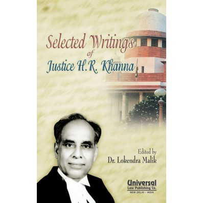 Selected Writings of Justice H.R. Khanna