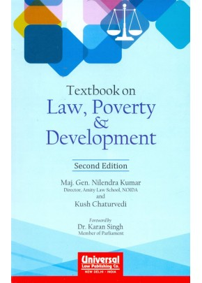 Textbook on Law, Poverty and Development
