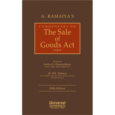 Commentary on The Sale of Goods Act