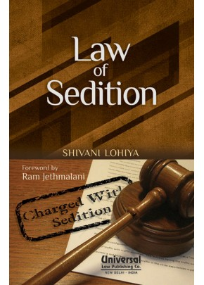 Law of Sedition (Foreword by Ram Jethmalani)