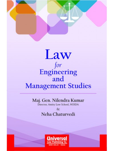 Law for Engineering and Management Studies