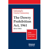Dowry Prohibition Act, 1961 (28 of 1961) (with Exhaustice Case Law)