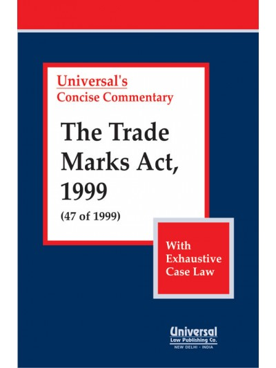 Trade Marks Act, 1999 (47 of 1999)