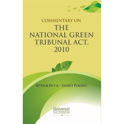 Commentary on the National Green Tribunal Act, 2010