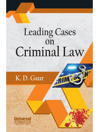 Leading Cases on Criminal Law