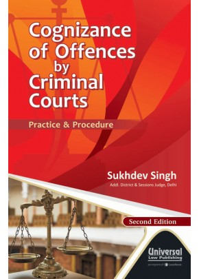 Cognizance of Offences by Criminal Courts Practice and Procedure