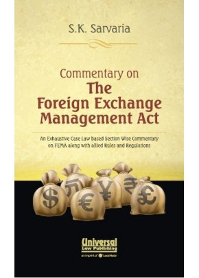 Commentary on the Foreign Exchange Management Act