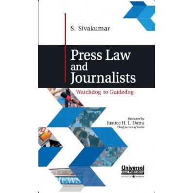 Press Law and Journalists - Watchdog to Guidedog
