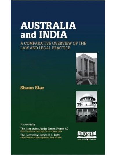 Australia and India - A Comparative Overview of the Law and Legal Practice