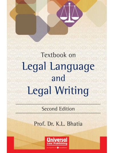 Legal Language and Legal Writing
