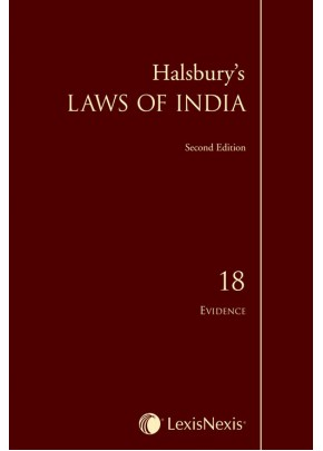 Halsburys Laws of India-Evidence; Vol 18
