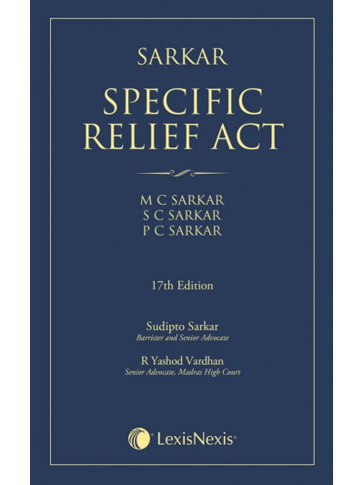 Specific Relief Act