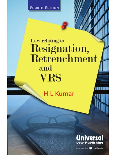 Law Relating to Resignation and VRS