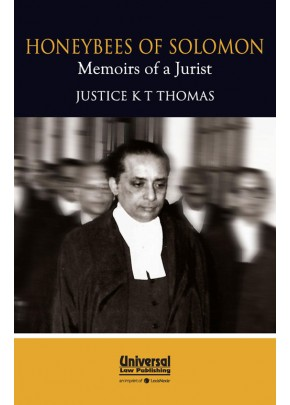 Honeybees of Solomon- Memoirs of a Jurist