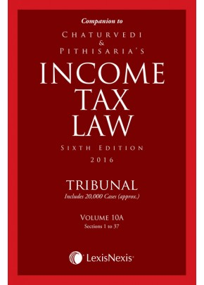 Income Tax Law (Tribunal); Vol. 10A to 10D