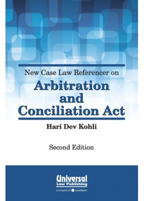 New Case Law Referencer on Arbitration and Conciliation Act