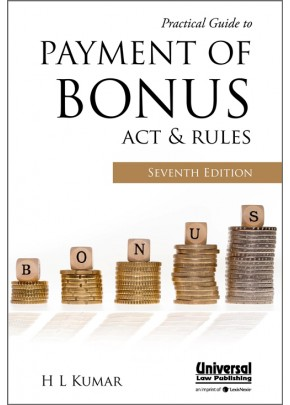 Practical Guide to Payment of Bonus Act and Rules