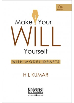 Make Your Will Yourself (with Model Draft)