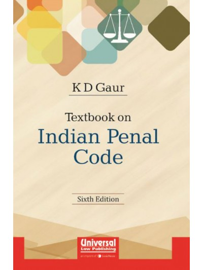 Textbook on Indian Penal Code