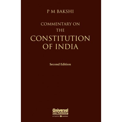 Commentary on The Constitution of India