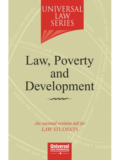 Law, Poverty and Development
