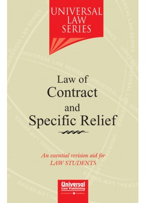 Law of Contract and Specific Relief
