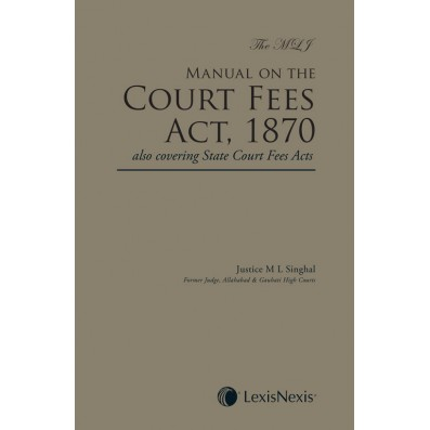 Manual On The Court Fees Act, 1870