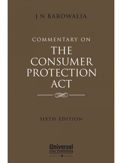 Commentary on the Consumer Protection Act
