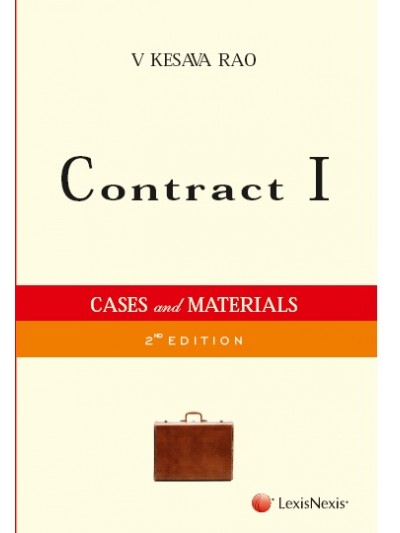 Contracts I - Cases and Materials