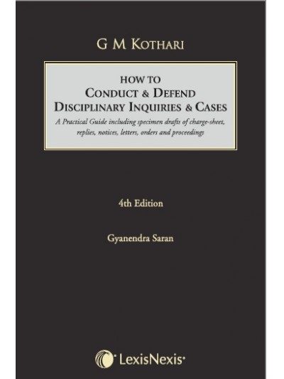How to Conduct & Defend Disciplinary Inquiries & Cases