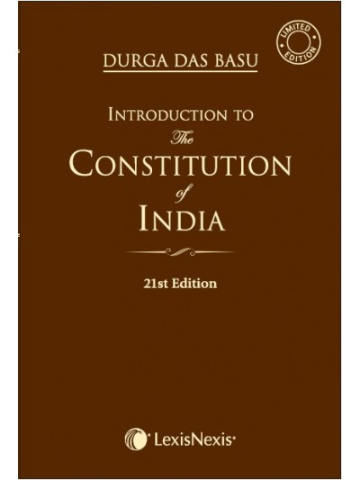 Introduction to the Constitution of India (Limited Edition)