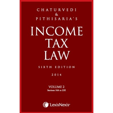 Income Tax Law; Vol 3 (Sections 36 to 55A)