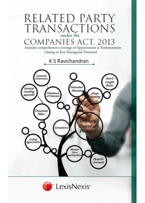 Related Party Transactions under the Companies Act, 2013-Includes comprehensive coverage of Appointment & Remuneration relating to Key Managerial Personnel