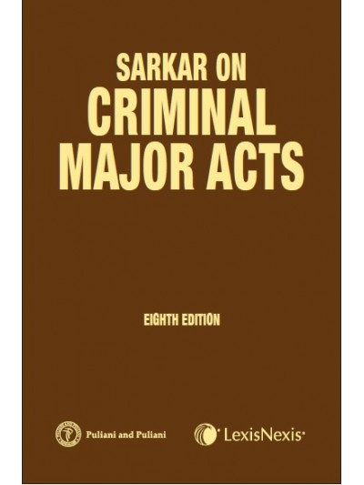 Criminal Major Acts–A Complete Handbook
