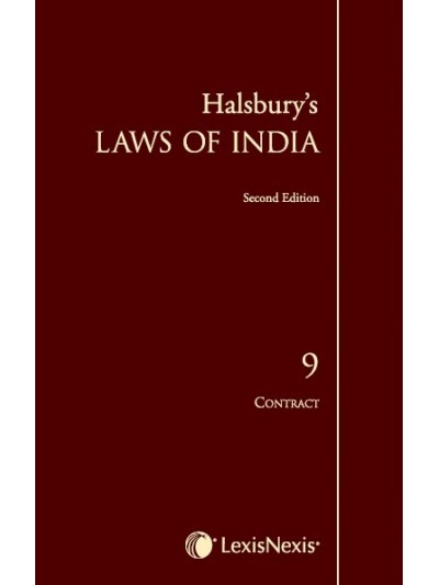 Halsbury's Laws of India-Contract;  Vol 9