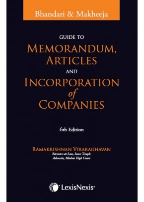 Guide to Memorandum Articles & Incorporation of Companies