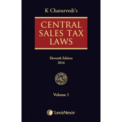 Central Sales Tax Laws