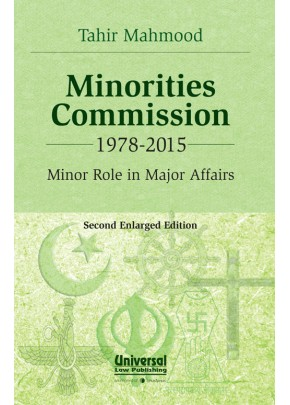 Minorities Commission 1978-2015 - Minor Role in Major Affairs