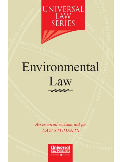 Environmental Law - An essential revision aid for Law Students