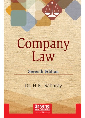 Company Law (Textbook)