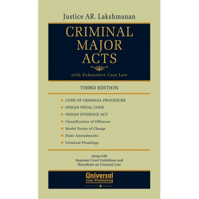Criminal Major Acts-with Exhaustive Case Law