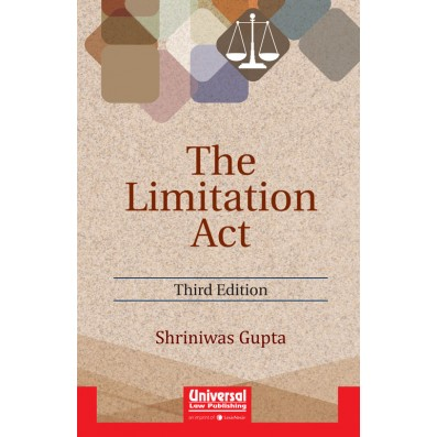 Textbook on The Limitation Act