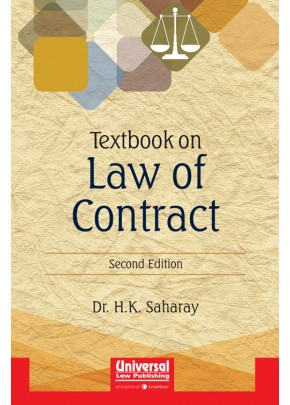 Textbook on Law of Contract