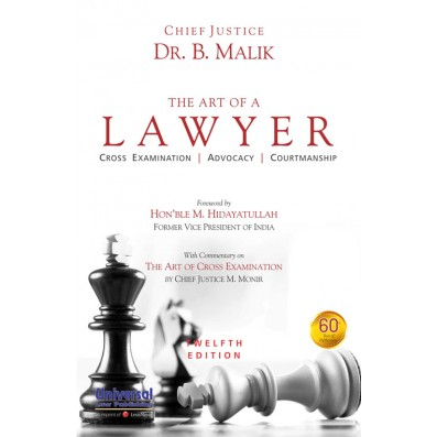 Art of a Lawyer - (Cross Examination, Advocacy, Courtmanship)