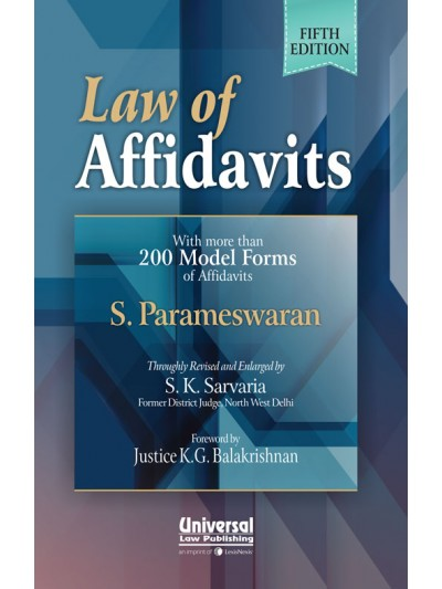 Law of Affidavits