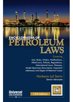 Encyclopaedia of Petroleum Laws