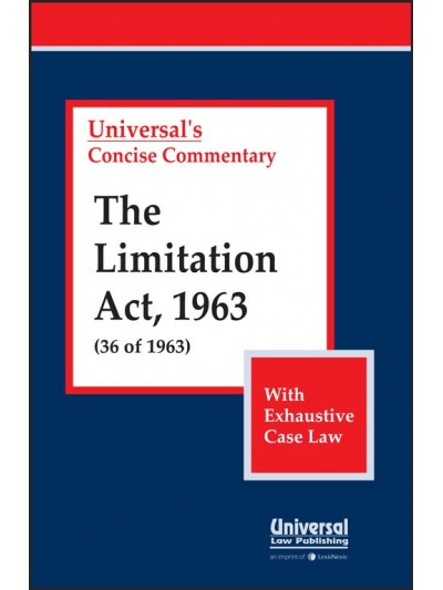 The Limitation Act, 1963 (36 of 1963) with Exhaustive Case Law